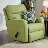 Found it at Wayfair - Southern Motion St. Simon Solarium Welt Arm Rocker Recliner with Swivel