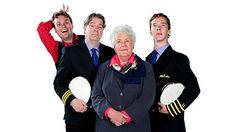 Cabin Pressure - Series 2 finished