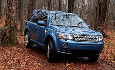 Land Rover Freelander 2013, más calidad y tecnología.