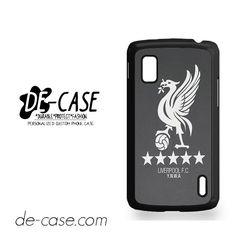 Liverpool Fc Ynwa For Google Nexus 4 Case Phone Case Gift Present YO