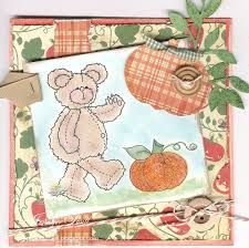 punkin card and party set - Google Search