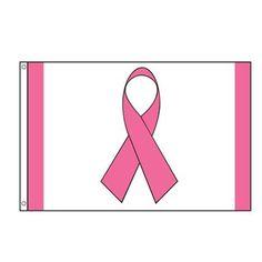 "Breast Cancer Black Inscriptions With Pink Ribbon Flag 4/""x6/"" Desk Set Gold Base"