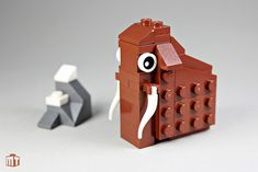 There are not enough LEGO mammoths in the world