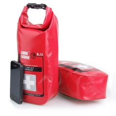 Medical Bag 2L Waterproof First Aid Bag for Emergency Kits (empty)   #fishingtrends.net