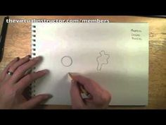 The Virtual Instructor - Drawing Exercises - YouTube