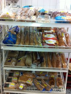 Someone who works in the bakery of a well known Supermarket, claims that this is what they throw out on a daily basis