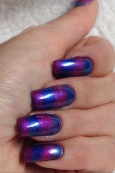 CND loose powder blendable pigment !!!