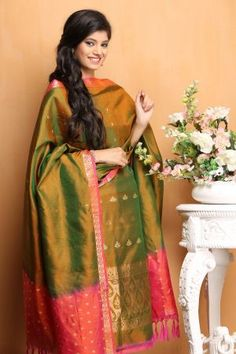 pure silk suit with gota pati work stitched pink salvar pink ...