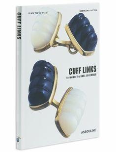 Cufflinks Assouline books