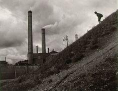 Robert Doisneau  Down to the Factory  1946