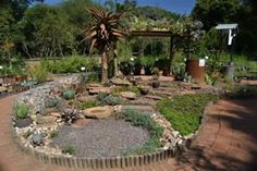 Guide to Water Conservation Garden Display