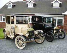 1914 & 1915 Ford Model T Ford Centerdoor