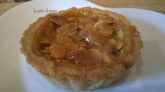 Tartelettes croquantes au miel et amandes - la-cuisine-de-mumu.over-blog.com