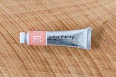 Color Theory Acrylic: Coral Bay at @studio_calico