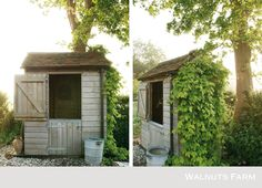 Walnuts Farm – the rustic shoot location house | Potting Shed