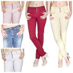 ➤NEW ARRIVAL ➤ ➤ Blue Monkey DamenJeans mit hohem Bund in Sommerfarben ➤ Jetzt shoppen auf www.myjeans-shop.de ! #myjeansshop #bluemonkeyjeans #jeans #sommer2016