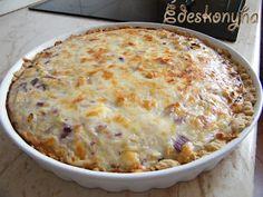 Az én édes konyhám: Cukkinis Quiche, vagy cukkinis pite, kinek hogy tetszik