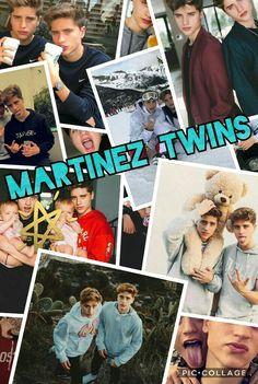 Martinez Twins wallpaper