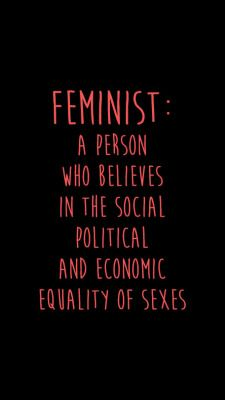 Feminist: a person who believes in the social political and economic equality of the sexes - Chimamanda Ngozi Adichie Quotes Thoughts, Life Quotes Love, True Quotes, Girl Empowerment, Empowerment Quotes, Amy Poehler, Feminism Quotes, Equality Quotes, Social Equality