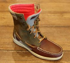 #Sperry Top Sider Hiker Fish Boot  bonnieandclydeonline.com