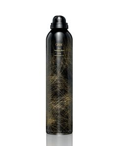 Dry Texturizing Spray by Oribe at Bergdorf Goodman. Bigger, better, full-on glamorous hair. This invisible dry hair spay builds in incredible volume and sexy texture.