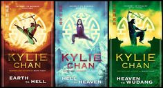 Kylie Chan - Journey to wudang series. Good Books, Books To Read, My Books, Book Series, Book 1, Anne Rice Books, Film Music Books, Book Worms, Kylie
