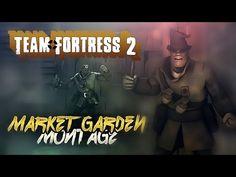 Team Fortress 2 Market Garden Montage! #games #teamfortress2 #steam #tf2 #SteamNewRelease #gaming #Valve
