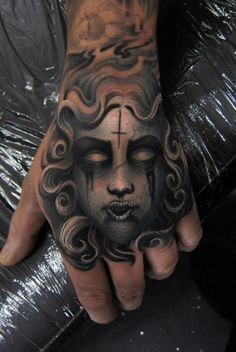 Hand Tattoo http://ironchefsworld.com/forum/index.php?topic=265.35
