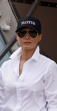 First Lady Melanie Trump FLOTUS