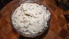 Primal Butter Pecan Ice Cream #PaleoDieting
