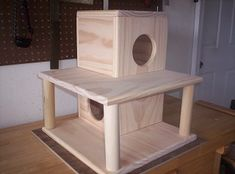 Great selection of chinchilla houses made of safe materials + critter nation cage stairs