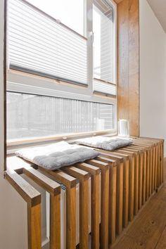 Если подойти к оформлению подоконника с умом, можно получить прекрасный элемент декора.