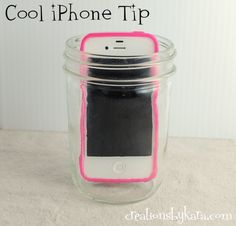Check out this cool i-Phone trick!
