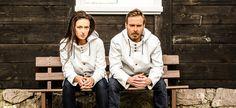 Reykjavik Raincoats White