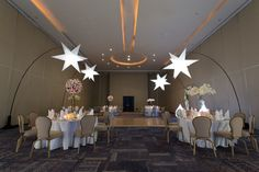 Wedding decoration by Airstar Wedding Decorations, Table Decorations, Balloons, Glow, Weddings, Lighting, Party, Furniture, Home Decor