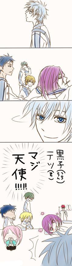 Kuroko no Basuke Series Akashi Seijuurou Character Aomine Daiki Character Kise Ryouta Character Kuroko Tetsuya Character Midorima Shintarou Character Momoi Satsuki Character Murasakibara Atsushi