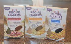 Kraft Recipe Makers #RecipeMakers