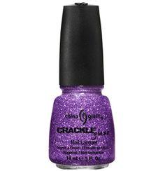 china glaze luminous lavender crackle: $2