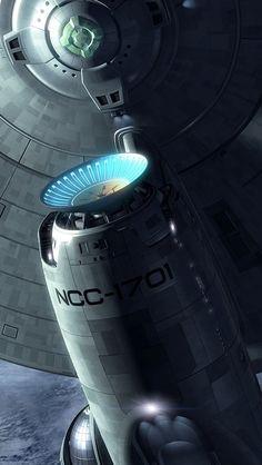 Star Trek | NCC-1701 Enterprise | Starship #scifi