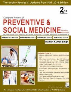 Complete Review of Preventive & Social Medicine (including Biostatistics)