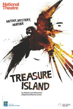 Treasure Island. National Theatre.