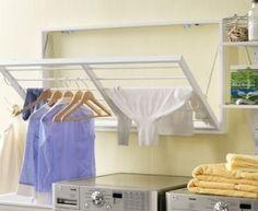 Retractable Drying Rack - Foter
