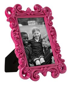 Pink Whirl Frame