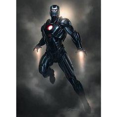Slim Stealth Suit | Illustration Art | The Design Inspiration  #IronMan Source by superherobook #superheroencyclopedia by superheroencyclop Source by superherobook #superheroencyclopedia by superheroencyclopedia.com