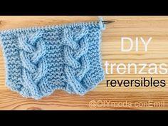 Knitting Stiches, Knitting Patterns, Knitted Hats, Crochet Hats, Tunisian Crochet, Fasion, Stitch Patterns, Wool, Youtube