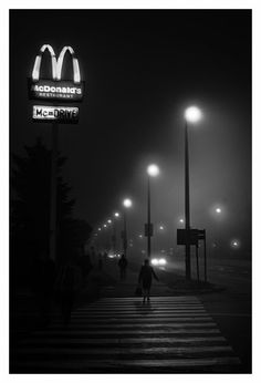 McDonald's by on DeviantArt Nikon D3100, Street Gallery, Poland, My Photos, Deviantart, Ignition Coil