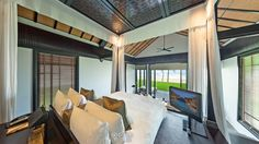 360° Virtual Tour | One Bedroom Villa | Luxury Suites & Villas | The Nam Hai Hoi An | Luxury Hotels Vietnam | Panoramic Tour
