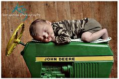 Boo to the John Deere, but i now have proof this will work! Yay!!!