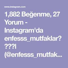 """1,882 Beğenme, 27 Yorum - Instagram'da enfesss_mutfaklar😍🏠🛍🥗l (@enfesss_mutfaklar): """"👉@filizintarifleri 👈takip 👉@enfesss_mutfaklar 👈・・・ Bu kıyır kıyır börek tarifini yeniden…"""""""