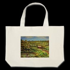 Tenant House in August Bags by AveHurley $23.60